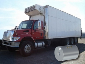 Trailer Reefer Tank